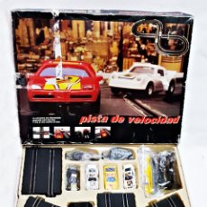 Slot Cars: CIRCUITO DE CARRERAS TURBO RACING.. Lote 213941207