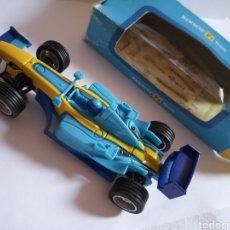 Slot Cars: RENAULT F1 TEAM. FERNANDO ALONSO. Lote 213962293
