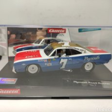 Slot Cars: CARRERA EVOLUTION PLYMOUTH ROAD RUNNER N° 7 REF. 27641. Lote 214185336