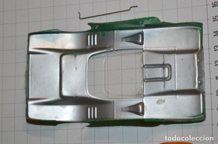 Slot Cars: 1/32 SLOT CAR PARMA INTERNATIONAL / Parma ANTIGUO 1/32 - ¡Raro, difícil, mira fotos y detalles! - Foto 10 - 214421206