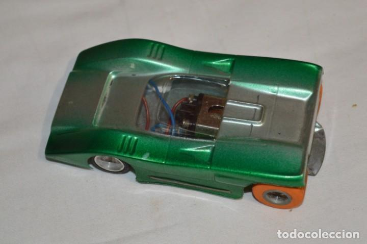 1/32 SLOT CAR PARMA INTERNATIONAL / PARMA ANTIGUO 1/32 - ¡RARO, DIFÍCIL, MIRA FOTOS Y DETALLES! (Juguetes - Slot Cars - Magic Cars y Otros)