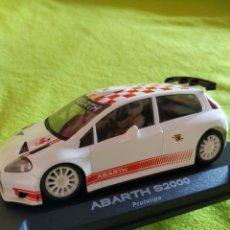 Slot Cars: FIAT ABARTH S 2000 PROTOTIPO. Lote 215112061