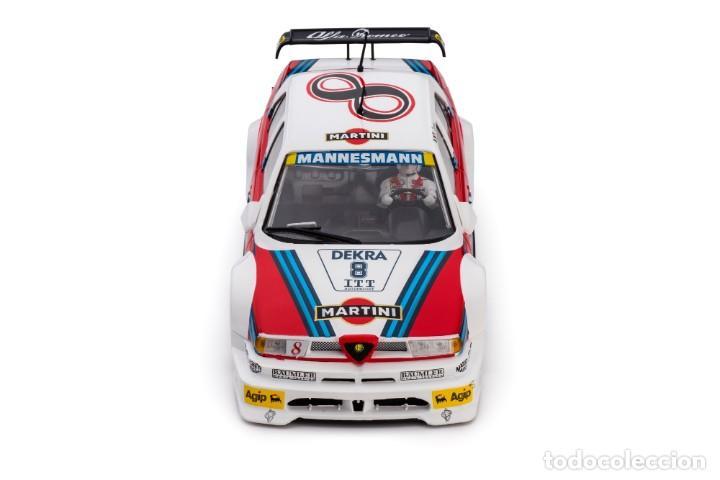 Slot Cars: SLOT.IT ALFA ROMEO 155 V6 TI #8 NICOLA LARINI MARTINI DTM 1995 AVUS RING CA40A - Foto 7 - 216433271