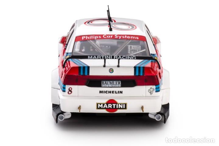 Slot Cars: SLOT.IT ALFA ROMEO 155 V6 TI #8 NICOLA LARINI MARTINI DTM 1995 AVUS RING CA40A - Foto 8 - 216433271