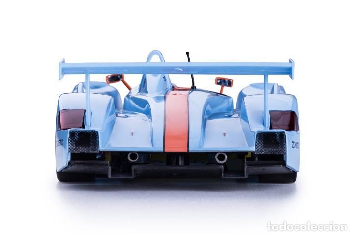 Slot Cars: SLOT.IT AUDI R8 LMP GULF #4 LE MANS 2001 CORONEL / LEMARIE / JOHANSSON CA33B - Foto 7 - 216437030