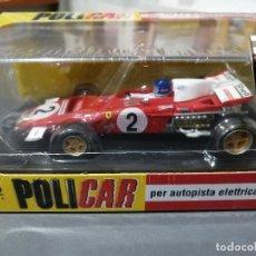 Slot Cars: NOVEDAD - CAR05A - FERRARI 512 B2 Nº2 DE POLICAR. Lote 216458150