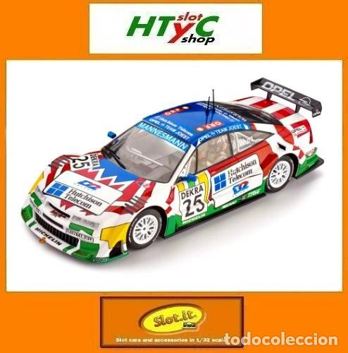 SLOT.IT OPEL CALIBRA V6 #25 DIEPHOLZ ITC 1996 ALEXANDER WURZ CA36D (Juguetes - Slot Cars - Magic Cars y Otros)