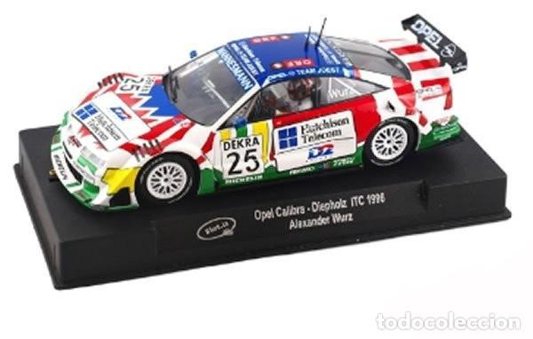 Slot Cars: SLOT.IT OPEL CALIBRA V6 #25 DIEPHOLZ ITC 1996 ALEXANDER WURZ CA36D - Foto 10 - 216458398