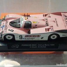 Slot Cars: COCHE SLOT IT PORSCHE 962C BLAUPUNKT EN BLISTER ORIGINAL. Lote 217369511