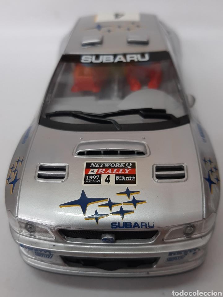 Slot Cars: Subaru impreza WRC slot 1:32 Hornby - Foto 2 - 217929767