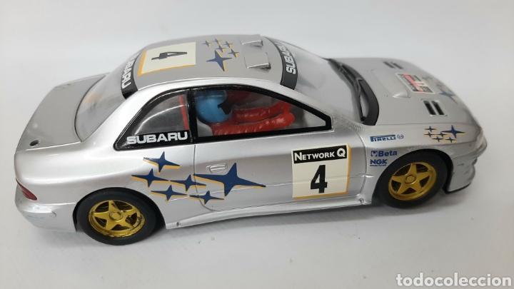 Slot Cars: Subaru impreza WRC slot 1:32 Hornby - Foto 3 - 217929767