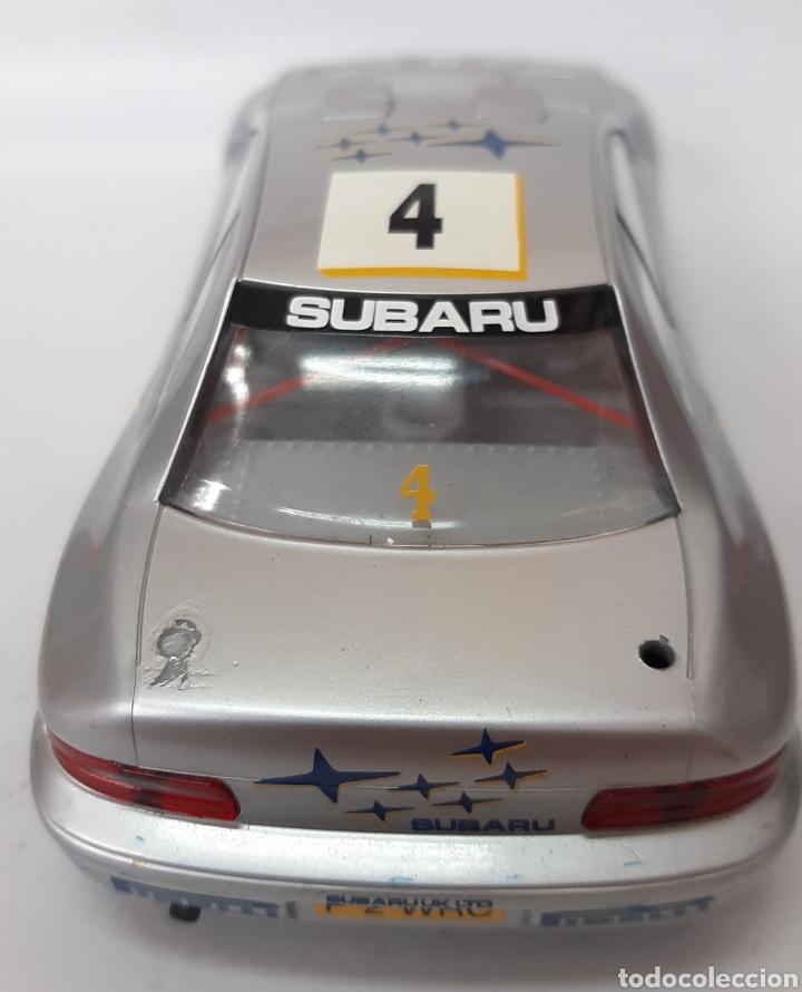Slot Cars: Subaru impreza WRC slot 1:32 Hornby - Foto 4 - 217929767