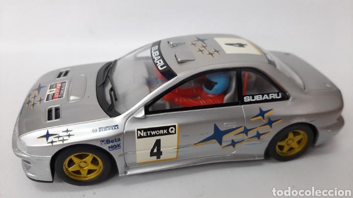 SUBARU IMPREZA WRC SLOT 1:32 HORNBY (Juguetes - Slot Cars - Magic Cars y Otros)