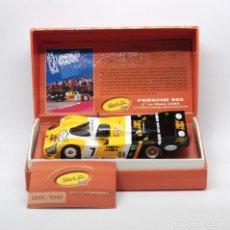 Slot Cars: PORSCHE 956C 1º 24 HORAS DE LE MANS 1984 (SLOT.IT). Lote 217937691
