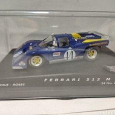 Slot Cars: SPIRIT FERRARI 512M SUNOCO REF. SP0100205. Lote 218237812
