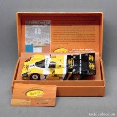 Slot Cars: PORSCHE 956C 1º 24 HORAS DE LE MANS 1985 (SLOT.IT). Lote 218499865