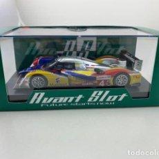 Slot Cars: PEUGEOT 908 LE MANS 2010 DE AVANT SLOT. Lote 218776040