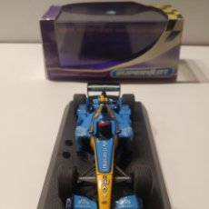 Slot Cars: SCALEXTRIC SUPERSLOT RENAULT F1. Lote 218841823