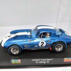 Slot Cars: REVELL CORVETTE GRAND SPORT N°2 SEBRING'64. Lote 219727577