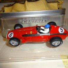 Slot Cars: CARTRIX. FERRARI F555 SUPERSQUALO. ED.LTA. 200 UNIDADES. 5º ANIVERSARIO U32. REF. 0013. Lote 220673920
