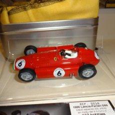 Slot Cars: CARTRIX. LANCIA - FERRARI D50. ED.LTA. 200 UNIDADES. 6º ANIVERSARIO U32. REF. 0018. Lote 220674211