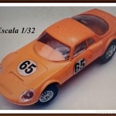 Slot Cars: JOUEF SLOT MATRA JET 5 MADE IN FRANCIA - PLÁSTICO. Lote 95503651