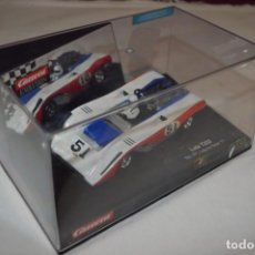 Slot Cars: LOLA T222 DORSAL 51 - CARRERA EVOLUTION - SLOT - BUEN ESTADO GENERAL - FUNCIONA CORRECTAMENTE. Lote 221596296