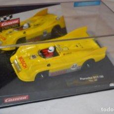 Slot Cars: PORSCHE 917/30 DORSAL 48 - CARRERA EVOLUTION - SLOT - BUEN ESTADO GENERAL - FUNCIONA CORRECTAMENTE. Lote 221597167