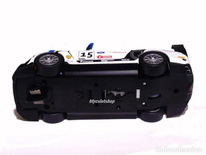Slot Cars: SUPERSLOT FORD MUSTANG GT4 #15 BRITISH GT 2019 MULTIMATIC SCALEXTRIC UK H4173 - Foto 11 - 221752850