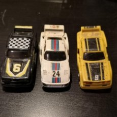 Slot Cars: 3 COCHES TCR CIRCUITO IDEAL TOY BMW PORCHE TIPO SCALEXTRIC. Lote 221782756