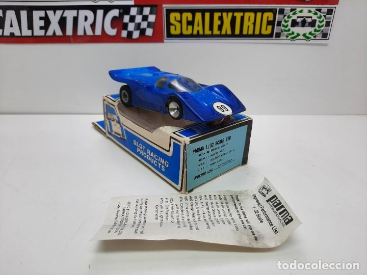 FERRARI COUPE 412-A PARMA 1/32 SCALE RTR EN CAJA !! SCALEXTRIC (Juguetes - Slot Cars - Magic Cars y Otros)