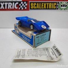 Slot Cars: FERRARI COUPE 412-A PARMA 1/32 SCALE RTR EN CAJA !! SCALEXTRIC. Lote 222361290