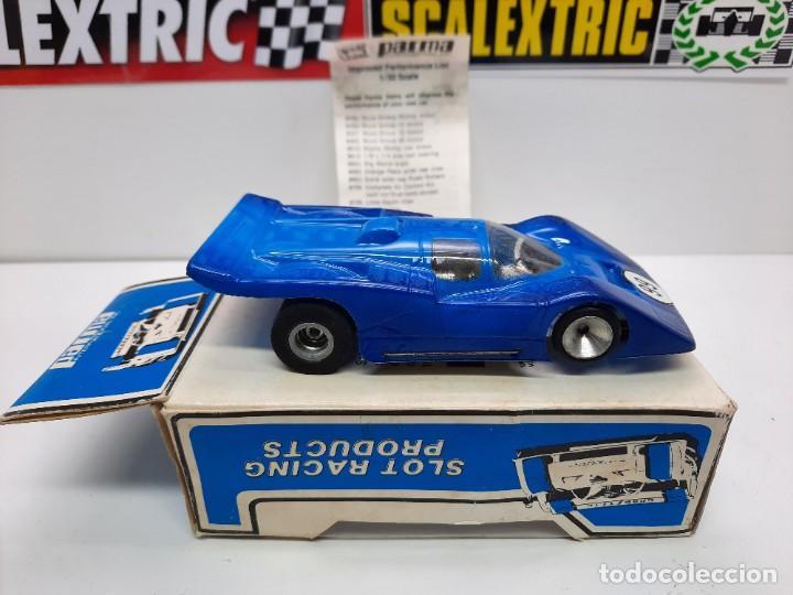 Slot Cars: FERRARI COUPE 412-A PARMA 1/32 SCALE RTR EN CAJA !! SCALEXTRIC - Foto 3 - 222361290