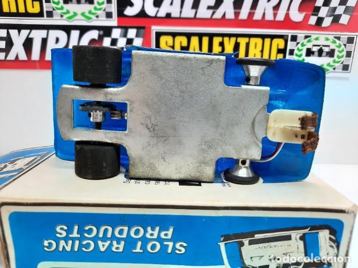Slot Cars: FERRARI COUPE 412-A PARMA 1/32 SCALE RTR EN CAJA !! SCALEXTRIC - Foto 4 - 222361290
