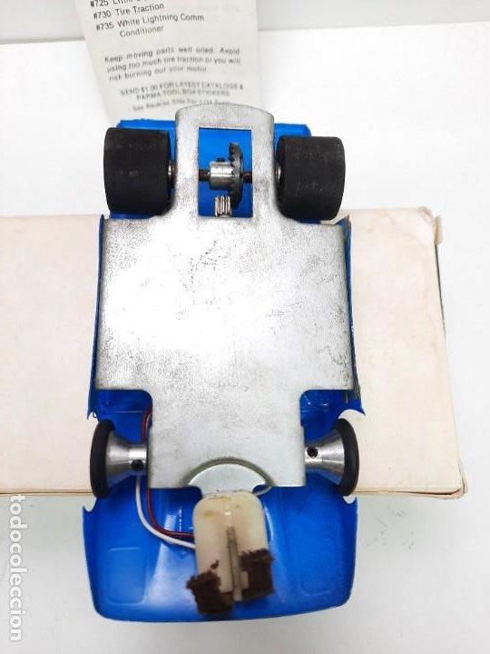 Slot Cars: FERRARI COUPE 412-A PARMA 1/32 SCALE RTR EN CAJA !! SCALEXTRIC - Foto 5 - 222361290