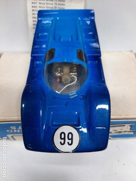 Slot Cars: FERRARI COUPE 412-A PARMA 1/32 SCALE RTR EN CAJA !! SCALEXTRIC - Foto 7 - 222361290