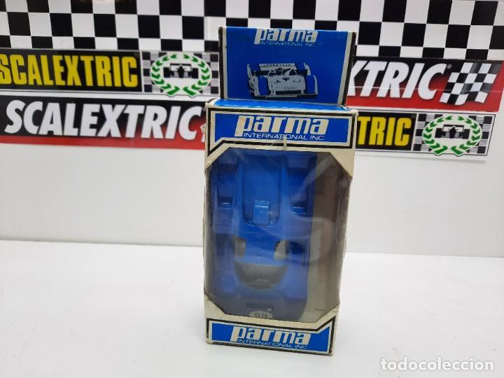Slot Cars: FERRARI COUPE 412-A PARMA 1/32 SCALE RTR EN CAJA !! SCALEXTRIC - Foto 16 - 222361290