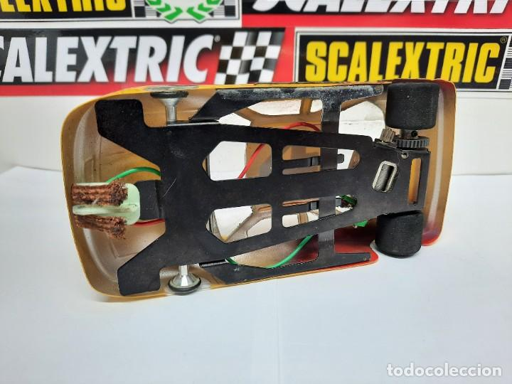 PARMA CON CARROCERIA SCALEXTRIC (Juguetes - Slot Cars - Magic Cars y Otros)