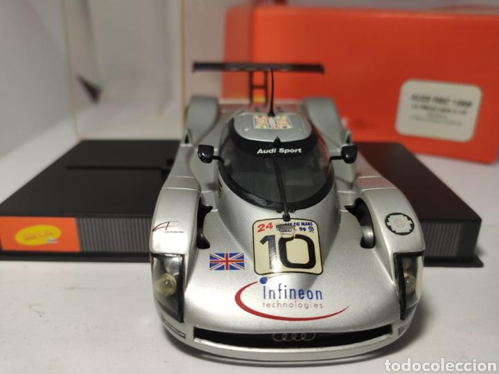 Slot Cars: SLOT.IT AUDI R8C 1999 LE MANS RACE N°10 REF. SICA01f - Foto 2 - 222446591