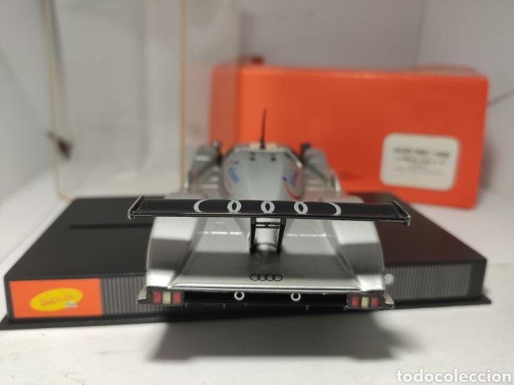 Slot Cars: SLOT.IT AUDI R8C 1999 LE MANS RACE N°10 REF. SICA01f - Foto 4 - 222446591