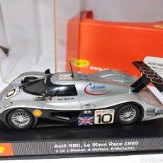 Slot Cars: SLOT.IT AUDI R8C 1999 LE MANS RACE N°10 REF. SICA01F. Lote 222446591