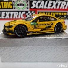 Slot Cars: BMW M3 DTM DEUTSCHE POST CARRERA EVOLUTION SCALEXTRIC. Lote 222451085