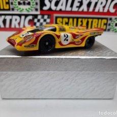 Slot Cars: PORSCHE 917K #2 CARRERA EVOLUTION SCALEXTRIC. Lote 222606027