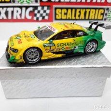 Slot Cars: AUDI A5 DTM BOSCH (2012) CARRERA EVOLUTION SCALEXTRIC (ROC ROCKENFELLER). Lote 222608193
