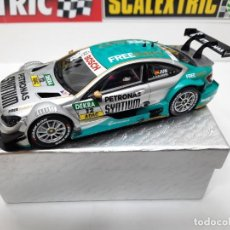 Slot Cars: MERCEDES AMG C-COUPE DTM CARRERA EVOLUTION SCALEXTRIC (JUN JUNCADELLA). Lote 222609243
