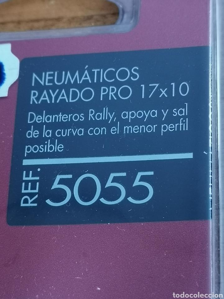 Slot Cars: Neumáticos rayado Pro 17x10 scalextric. Ref. 5055 - Foto 4 - 222792628