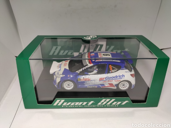 AVANT SLOT PEUGEOT 207 S2000 IRC 2009 OGIER REF. 50512 (Juguetes - Slot Cars - Magic Cars y Otros)