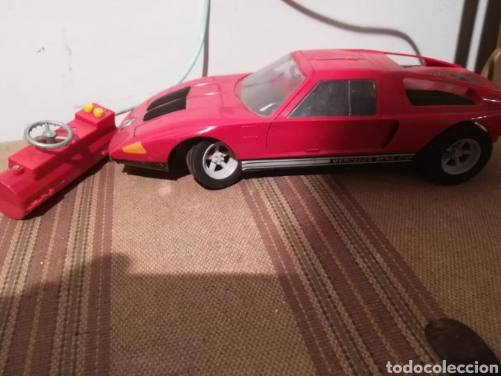 MERCEDES BENZ C111 ELECTRÓNICO (Juguetes - Slot Cars - Magic Cars y Otros)