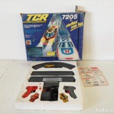 Slot Cars: TCR TOTAL CONTROL RACING, 7205, MODEL IBER, BARCELONA, 1980, EN CAJA ORIGINAL. Lote 222894910