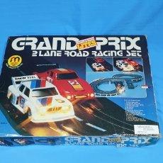 Slot Cars: GRAND PRIX - FRONT&BACK LITES. SE VENDE COMO QUE NO FUNCIONA. Lote 223444400